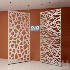 Duna декоративная перегородка 1200х2400 МДФ покраска 11781руб./м2  Ищу возможность сделать дешевле.