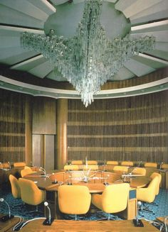 Hotel Praha auditorium (www. Prague Cz, Most Luxurious Hotels, Interior Decorating, Interior Design, Interior Architecture, Chandelier, Ceiling Lights, Luxury, Modern