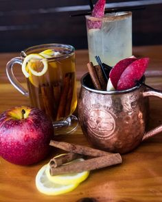 Wednesday September 13th is our Fall Cocktail Class featuring: Apple Cranberry Moscow Mule Spiced Cider Margarita Hot Toddy  7pm  $45 per guest  Shake up your own drinks and enjoy passed appetizers  For reservations please call: 201-395-0300 #jerseycity #cocktails #fall #drinks