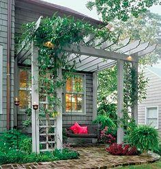 great backyard idea