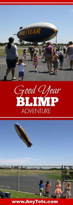 Want to ride the Good Year Blimp? Check our Good Year Blimp Experience when we visited it in Gardena for a playdate. We learned many things and saw the Good Year Blimp take off.