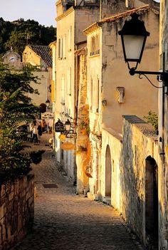 provencetoujours:  Les Baux de Provence