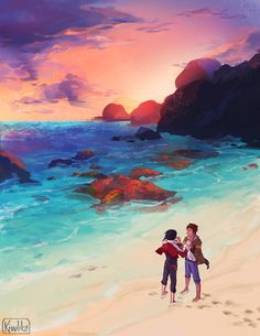 """We'll go see Varadero beach one day, when all this Voltron business is done"""