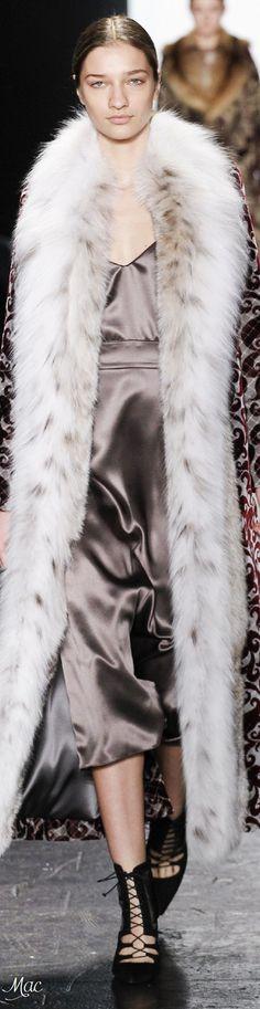 Fall 2016 Ready-to-Wear Dennis Basso