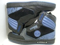 Airwalk > I had these and cut them to make lotops :)