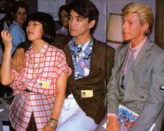 """db-ninja: """" Akiko Yano, Ryuichi Sakamoto, and David Bowie """""""
