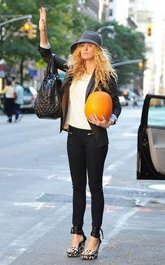 Gossip Girl Serena Van Der Woodsen kis sokak stili 2015