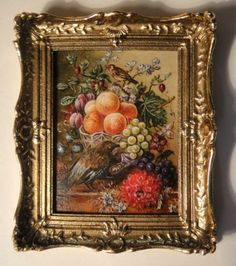 Christopher Whitford's Still Life Oil Painting Signed and Dated 2002