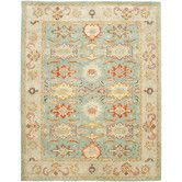 Found it at Wayfair - Heritage Light Blue/Ivory Rug. Cant decide if it could work in our room or not??