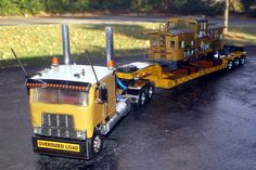 custom 1 64 scale trucks