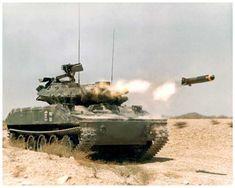 MGM-51 Shillelagh2 - M551 Sheridan - Wikipedia, BFD