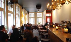 AMSTERDAM - the best place to eat in Amsterdam is: Van Kerkwijk mmm been there.. Would love to eat there again.