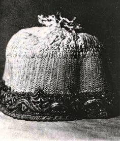 Rabbi Nachman of Breslov's kippah (skullcap) #Judaism #God #Saint #Religion #mysticism #Spirituality #Hasidic