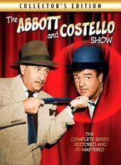 The Abbott and Costello Show : OLDIES.com - TV Shows on DVD, By Decade, TV Series, Classic TV Shows