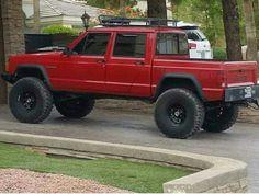 Jeep Cheromanche!