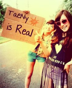 TAENY IS REAL #SNSD