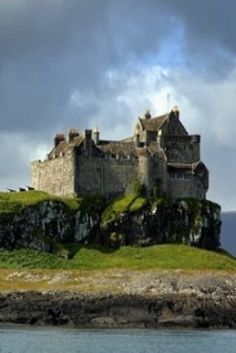 10 Most Beautiful Castles In Scotland (VIDEO) #Travel #Amazing #Beautiful #Scotland