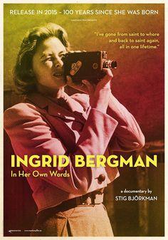 Café: extra-forte: Ingrid Bergman - In her own words