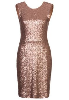 mint&berry Cocktailkleid / festliches Kleid - nude - Zalando.de