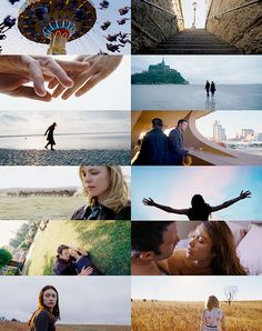 Every shot in every Terrence Malick movie is purely magnificent. The man's a genius.