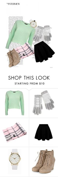 """It`s wintertime"" by millimueller ❤ liked on Polyvore featuring Pilot and NLY Accessories"