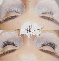 ~ Xtreme Lashes Lash Enhancement ~ A little goes a long way. Xtreme Lashes done by our KZN Trainer, Nadine Kruger at Nadine Kruger Aesthetics in Hillcrest, Durban. Eyelash Extensions, Eyelashes, Stylists, Aesthetics, Lashes, Lash Extensions