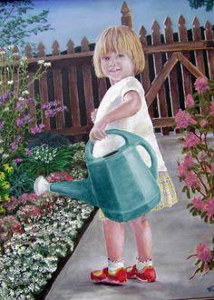 KeenanMary_New_CumberlandWV_Painting.jpg (732×1024)