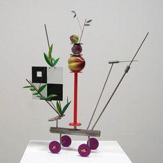 Peter Shire - O.M.G., 2005