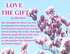 This is an excerpt from my ebook, available at Amazon, Smashwords, Apple iBooks, Kobo. www.ellenread.com  Follow me on Instagram @ellenrauthor or Facebook at www.facebook.com/EllenReadWriter