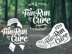 Fun Run T-shirt Design Concepts