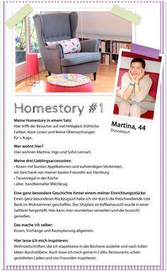 Homestory: Fröhliche Farben und außergewöhnliche Accessoires - Homestory #homestory #homestoryde #home #interior #design #inspiring #creative #craft #DIY #martina