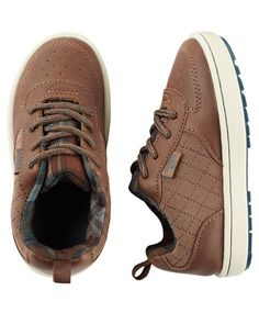 OshKosh Faux Leather Sneakers