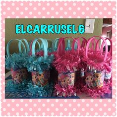 **please INCLUDE date of your party to ensure they'll arrive on time**    ~These cute Mini Pinata Party Favors are handmade to order. They are a great birthday idea instead of the traditional bag or box favor. These will look so cute arranged in a favor basket or stacked on a table. They can also...