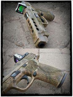 KG Gunkote Applicator http://www.weaponworx.com/
