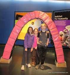 Kentucky – Kentucky Science Center - A very fun science museum with three floors of interactive exhibits for kids.  Lots of fun!  From Travel50StateswithKids.com