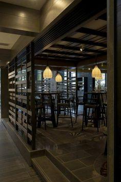 The Atlantic Restaurant / Blackmilk Interior Design  (2)