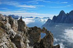 Al Cor, Dolomiti Bellunesi.