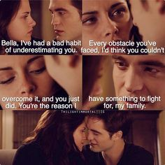 He is so sweet! Twilight Poster, Twilight Jokes, Twilight Saga Series, Twilight Edward, Twilight Movie, Movie Couples, Couples In Love, Breaking Dawn Part 2, Twilight Pictures