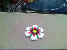 esta es otra flor.Con otro diseño.