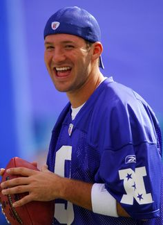 This is my real husband, or he would be if we met, but seriously so all americanly handsome, whats more american than the dallas cowboys!