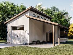 85 Best 1 Car Garage Plans Images In 2020 Garage Plans Garage Plan Car Garage