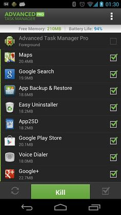 Advanced Task Manager Pro 5.0.6 APK Free Download - Full Apps 4 U