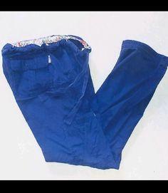 dec920c30a2 Koi by Kathy Peterson Women's Scrub Pants cargo size large blue #fashion  #clothing #