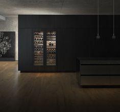 modello ecocompatta Veneta Cucine finitura nero   Arredamento Cucina ...
