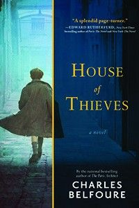 House of Thieves bw