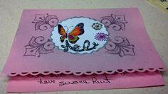 Anniversary Card June 2013
