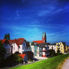North Sea, Beautiful Buildings, Lighthouses, Homeland, Travel Destinations, Coast, Germany, Mansions, Country