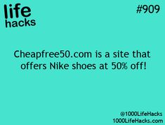 1000 Life Hacks http://feedproxy.google.com/fashionshoes11