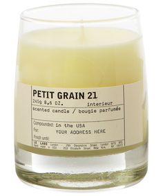 Le Labo  Petit Grain 21 Scented Candle