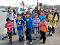 Ethical Waters: Healing Walk in tar sands grows year by year Indigenous Communities, Sands, Healing